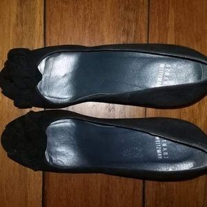 Stuart Weitzman Shoes - Stuart Weintzman Heels Black Suede Size 8.5